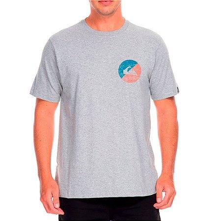 Camiseta QuikSilver Básica Mescla