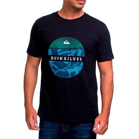 Camiseta QuikSilver Outer Preta