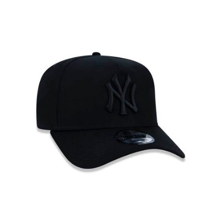 Boné New Era 940 MLB New York Yankees A-Frame Preto