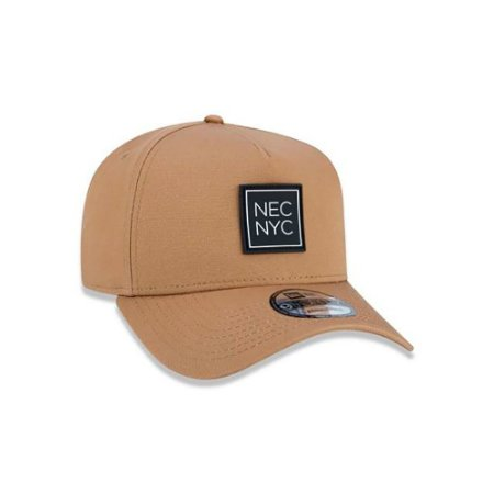 Boné New Era 940 AF SN VERNITO CITIES BLK