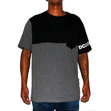 Camiseta DC Especial Clewiston Preto