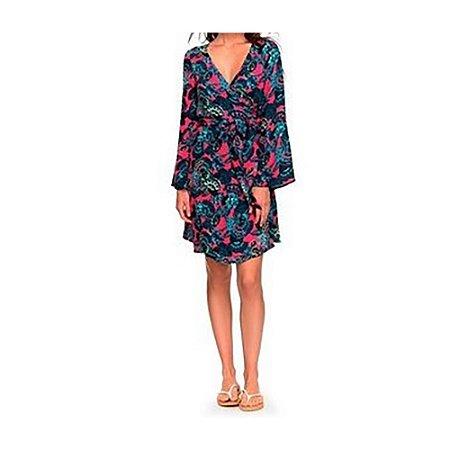 Vestido Roxy Curto Small Hours Printed