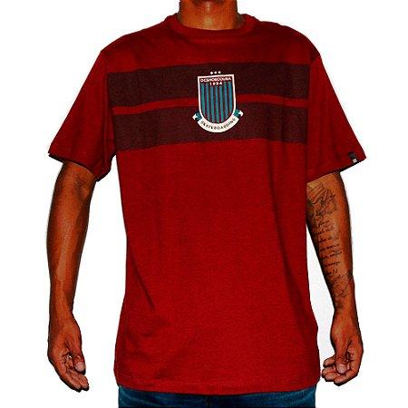 Camiseta DC Derby Vermelho