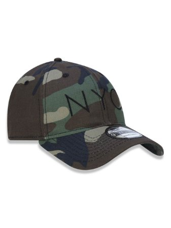 Boné New Era 920 NYC New York City St Woody Camo