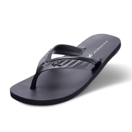 Chinelo Kenner Acqua Surf HCT Black/Silver