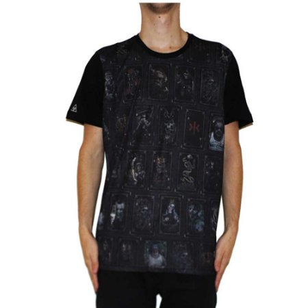 Camiseta Okdok Careca Cartas