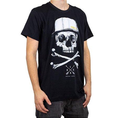Camiseta Keek's Caveira