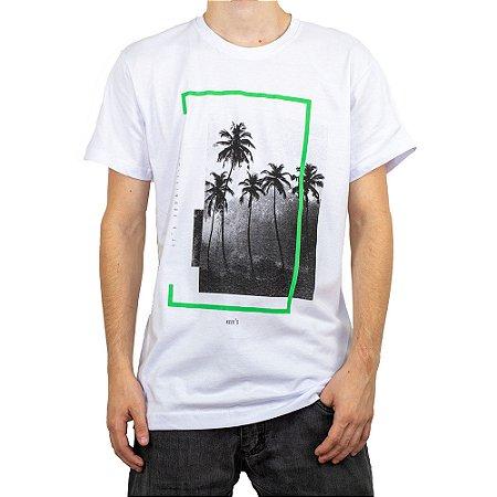 Camiseta Keek's La Playa Branco