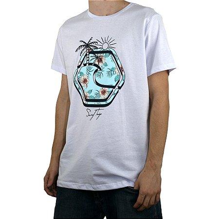 Camiseta SurfTrip Logo Trip