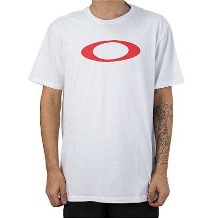 Camiseta Oakley O-Ellipse Tee Moon Mist