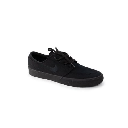Tênis Nike SB Zoom Stefan Janoski Canvas Rm All Black