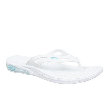 Chinelo Oakley Killer Point White
