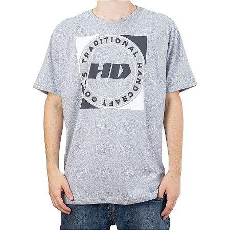 Camiseta HD Handcraft Goods Cinza