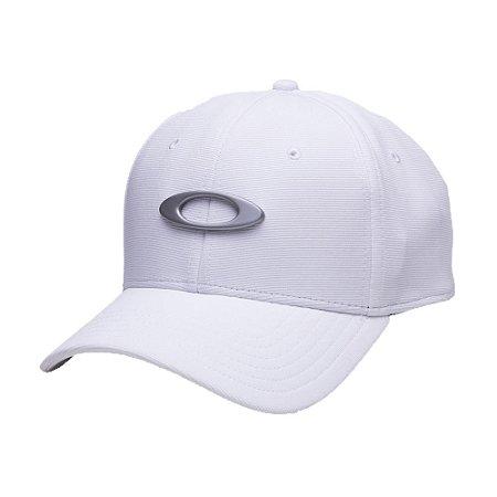Boné Oakley Tincan White/Gray