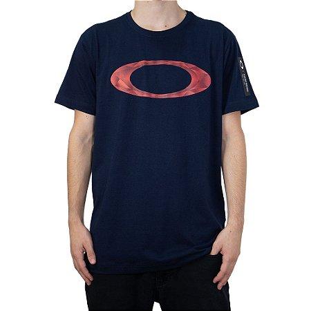 Camiseta Oakley Flak 365 Precious Ruby