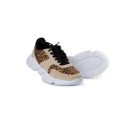 Tênis Goofy Chunky Sneaker Sand