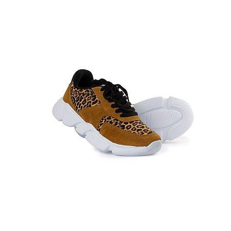 Tênis Goofy Chunky Sneaker Brown