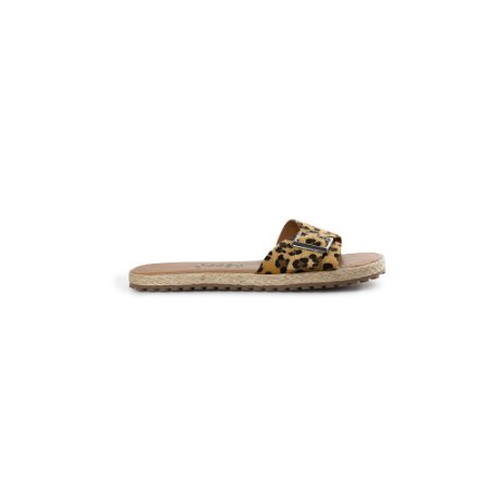 Chinelo Goofy Sun Animal Print