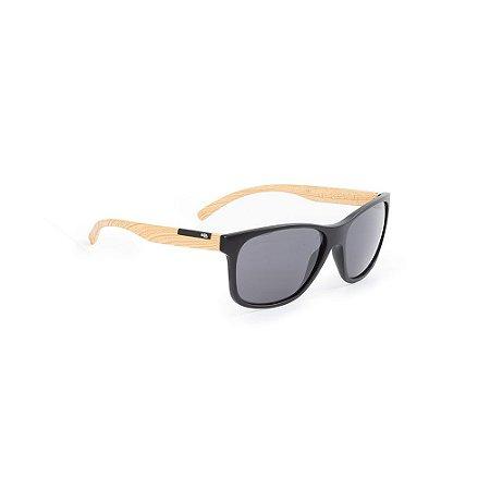 Óculos HB Underground Matte Black Woody/Gray