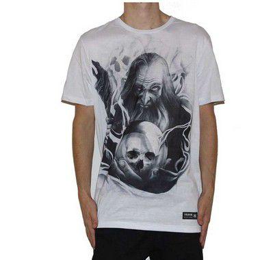 Camiseta Okdok Phantom Branco