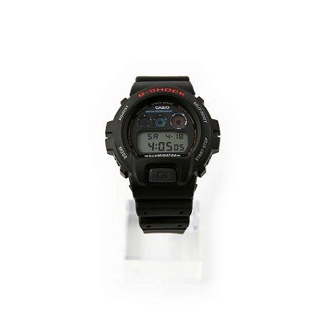 Relógio G-Shock Digital DW-6900-1VDR Preto