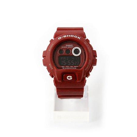 Relógio G-Shock Digital GDX6900H T4DR Vermelho