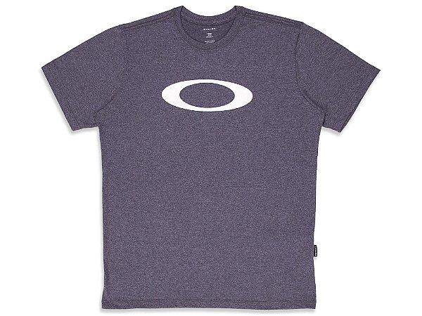Camiseta Oakley O-Ellipse Tee Hearther Grey