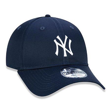 Boné New Era 920 MLB New York Yankees Ajustable Snapback Marinho