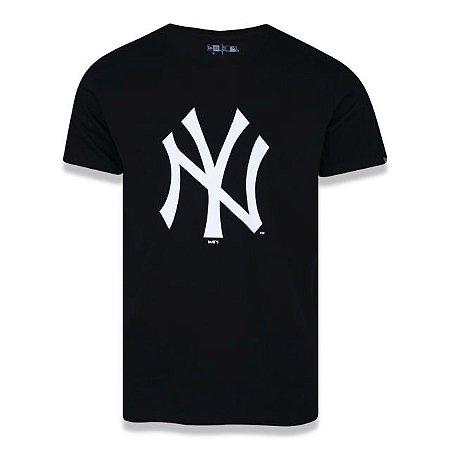 Camiseta New Era MLB New York Yankees Preto