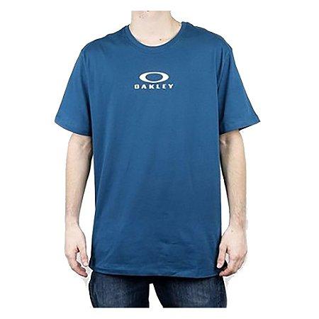 Camiseta Oakley Bark New Legion Blue