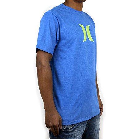 Camiseta Hurley Icon Azul