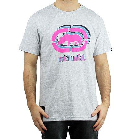 Camiseta Ecko Básica E896 Gelo