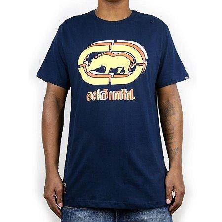 Camiseta Ecko Básica E896 Marinho