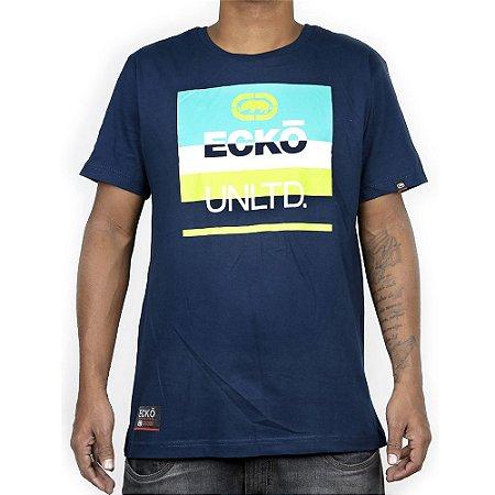 Camiseta Ecko Básica E897 Marinho
