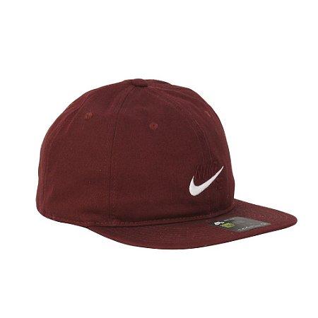 Boné Nike SB Adjustable Vintage Red/ White