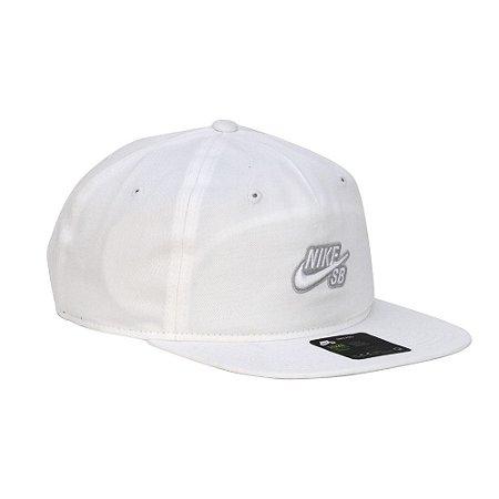 Boné Nike SB Skate Hat Cap Pro White