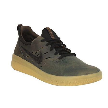 Tênis Nike SB Nyjah Free Premium Camo