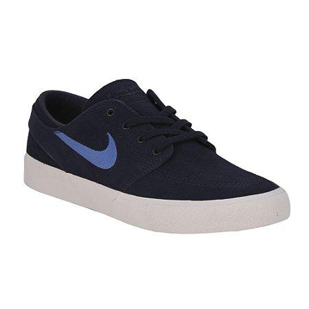 Tênis Nike SB Zoom Stefan Janoski RM Midnight Navy