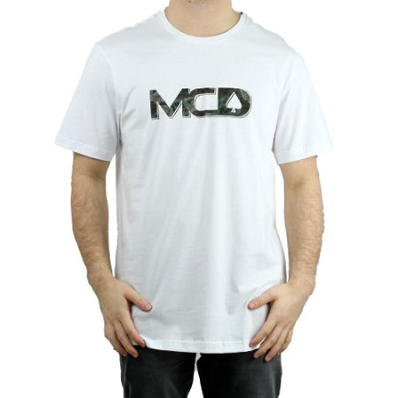 Camiseta MCD Regular Opium Branco