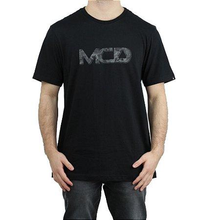 Camiseta MCD Regular Opium Preto