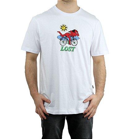 Camiseta Lost Especial Hofmann Branco
