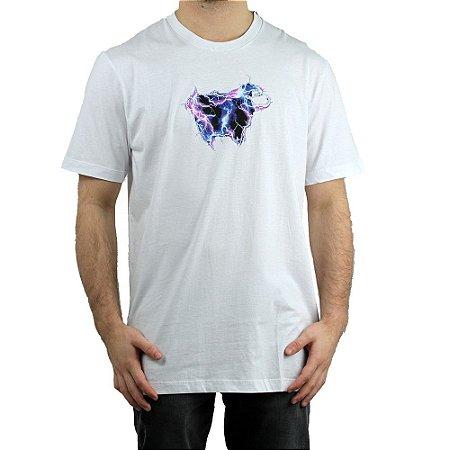 Camiseta Lost Básica Leghtning Sheep Branco