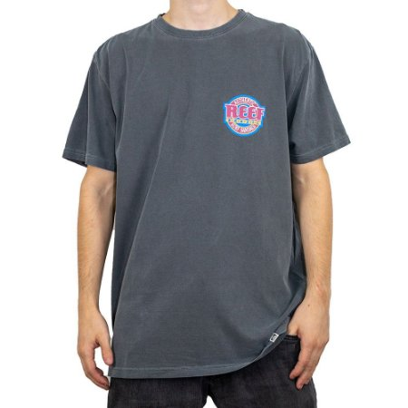 Camiseta Reef Surf Sandals Grafite