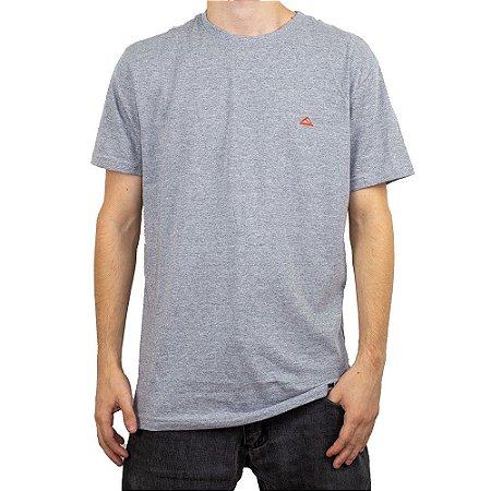 Camiseta Reef Natural Box Cinza Mescla