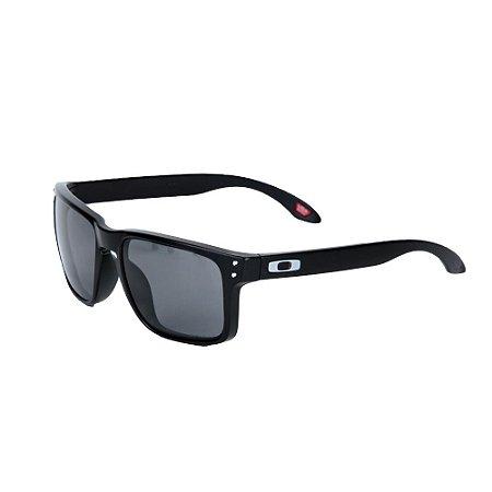Óculos Oakley Holbrook Matte Black Prizm Grey