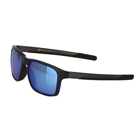 Óculos Oakley Holbrook Mix Matte Translucent Blue Prizm Sapphire Iridium