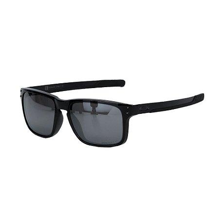 Óculos Oakley Holbrook Mix Polished Black Prizm Black Polarized