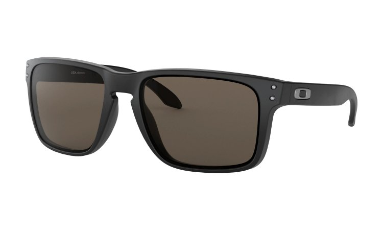 Óculos Oakley Holbrook XL Matte Black Warm Grey
