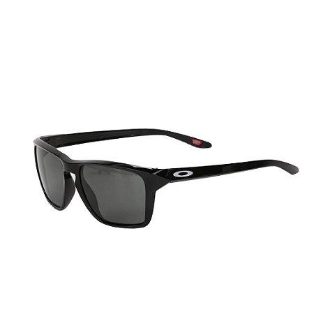 Óculos Oakley Sylas Polished Black Prizm Grey