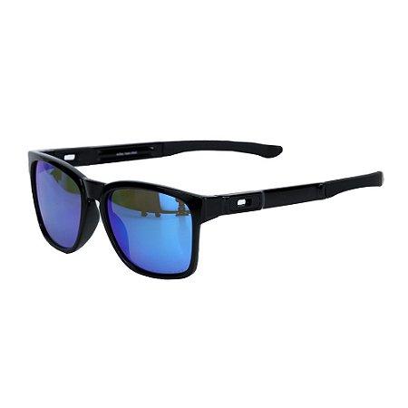 Óculos Oakley Catalyst Polished Black Prizm Sapphire Iridium